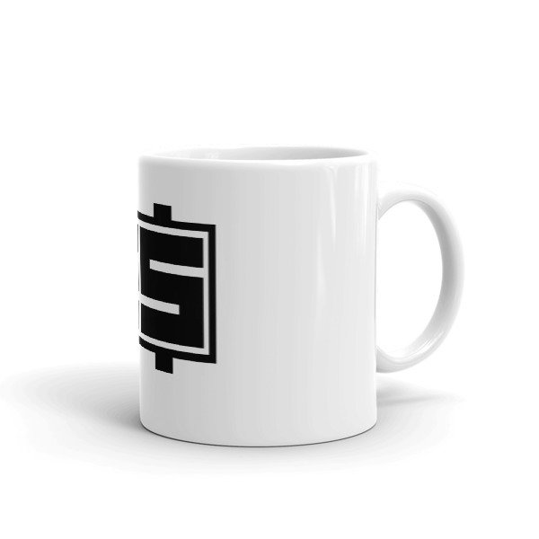 E$ Mug