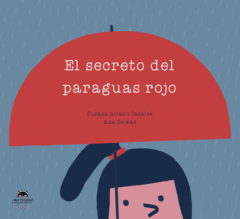 El secreto del paraguas rojo