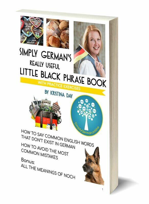 The Really Useful Little Black Phrasebook