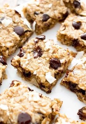 Power Boost Coconut Lactation Cookies
