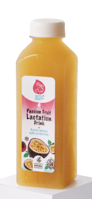 Herbal Lactation Passionfruit Drink