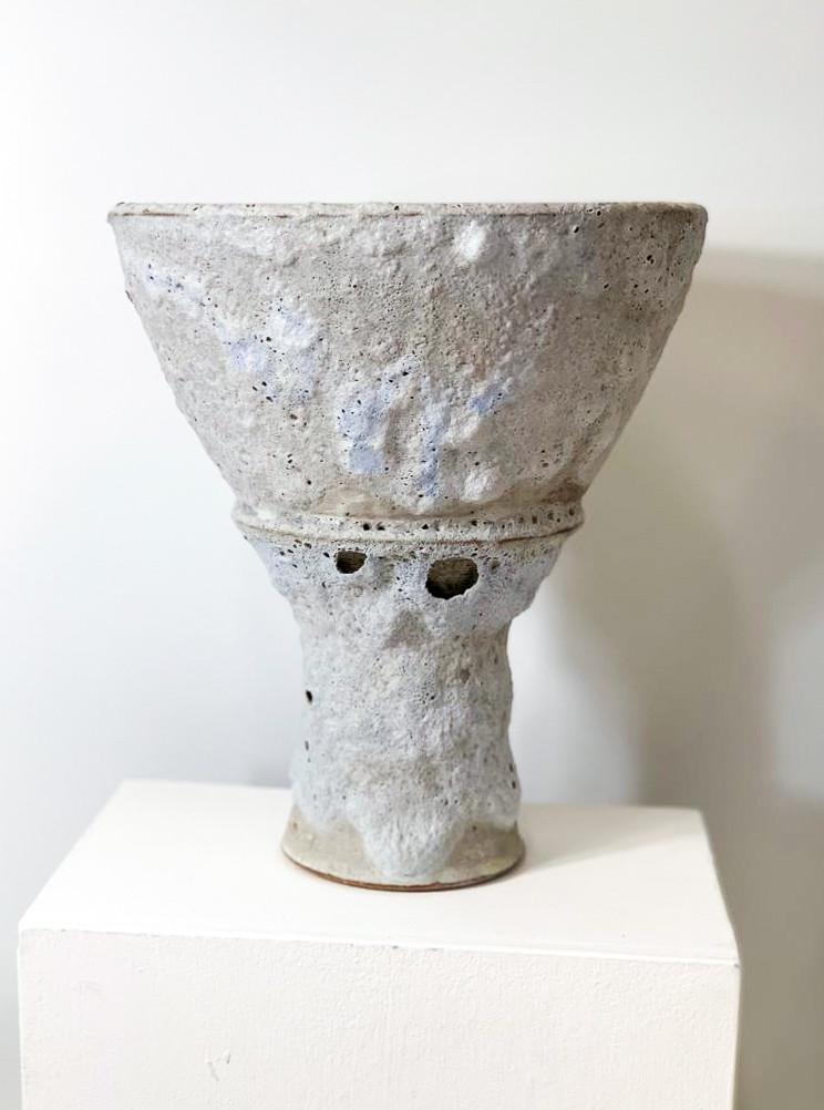 Volcanic Wide Neck Vase