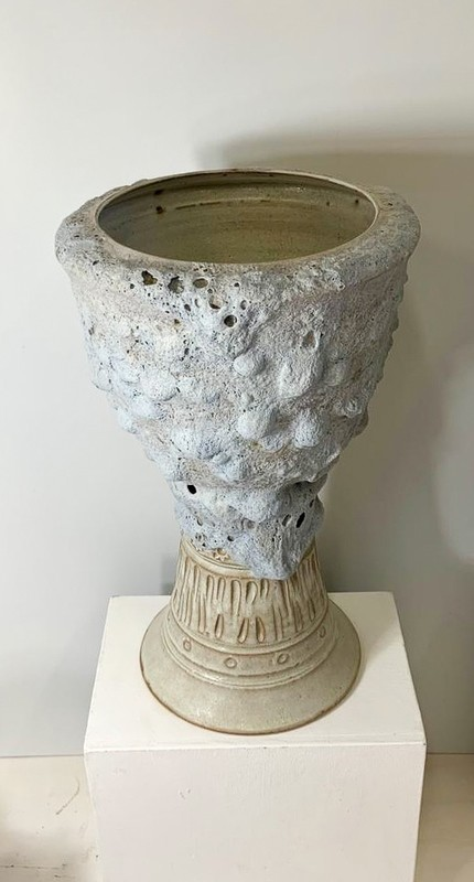 Volcanic Tall Vase