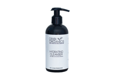 Hydrating Cleanser - Tea Tree & Activated Charcoal - 250ml