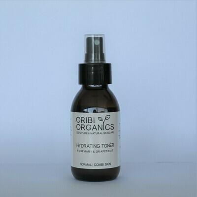 Hydrating Toner - Rosemary & Grapefruit (Normal   Combi Skin)