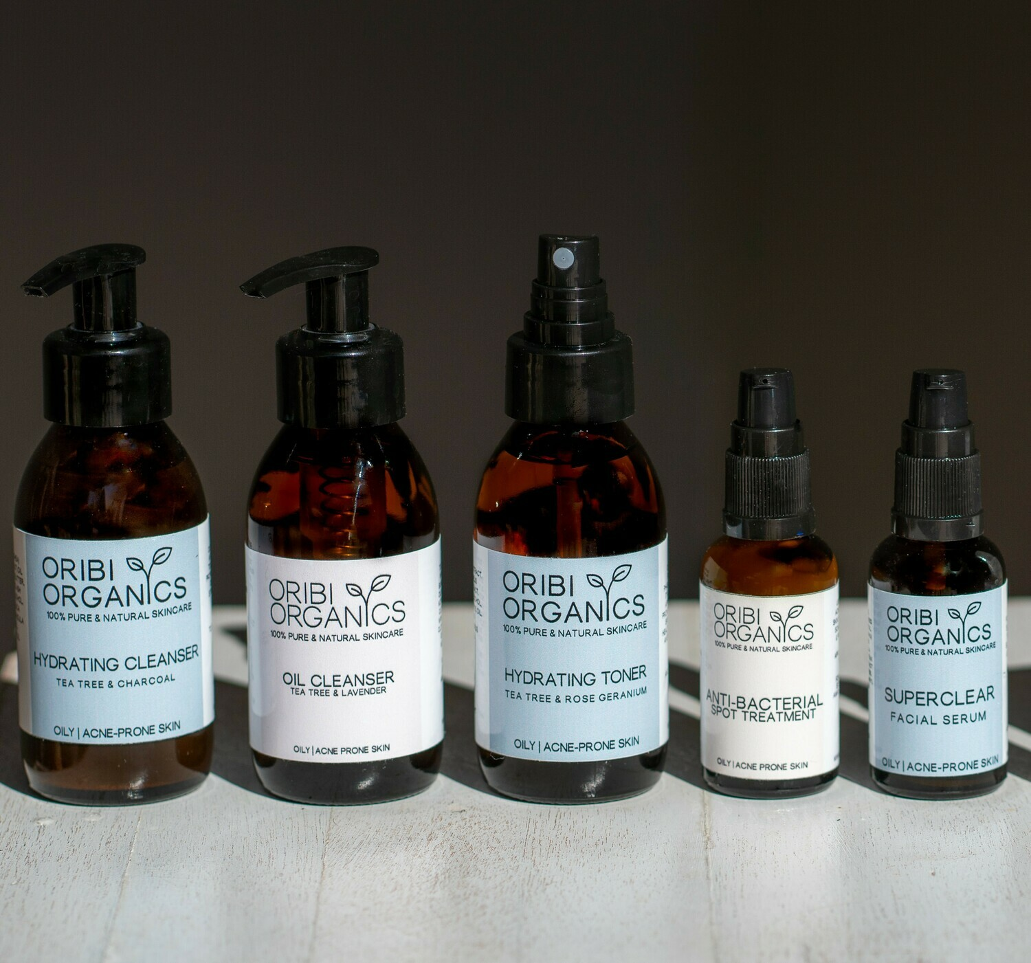 THE BASICS COLLECTION - Oily | Acne-Prone Skin
