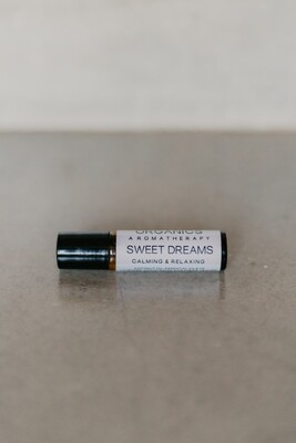 Aromatherapy Roller - Sweet Dreams Calming & Relaxing