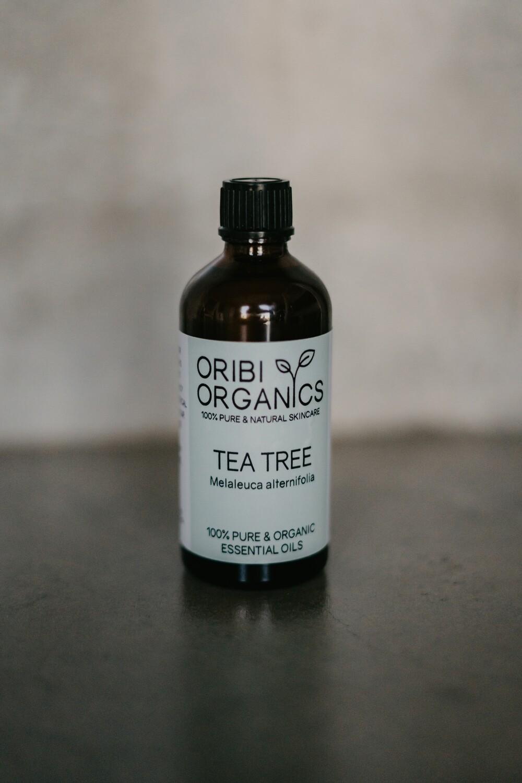 Essential Oil  (organic) - Tea Tree - 100ml