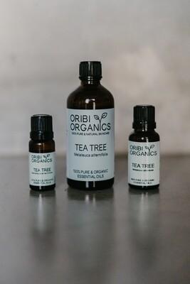 Essential Oil  - Tea Tree (organic)
