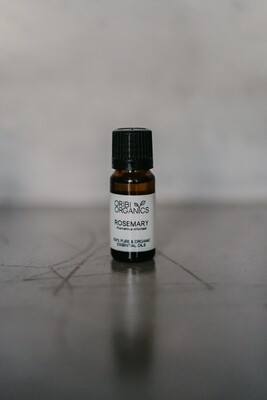 Essential Oil (organic) - Rosemary - 10ml