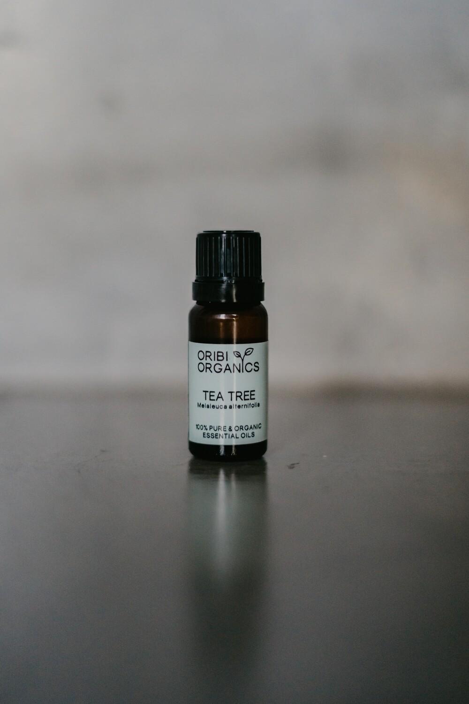 Essential Oil (organic) - Tea Tree - 10ml