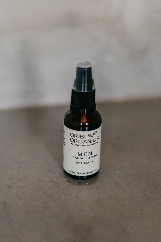 MEN - Facial Oil Serum - Spice Route - 30 ml