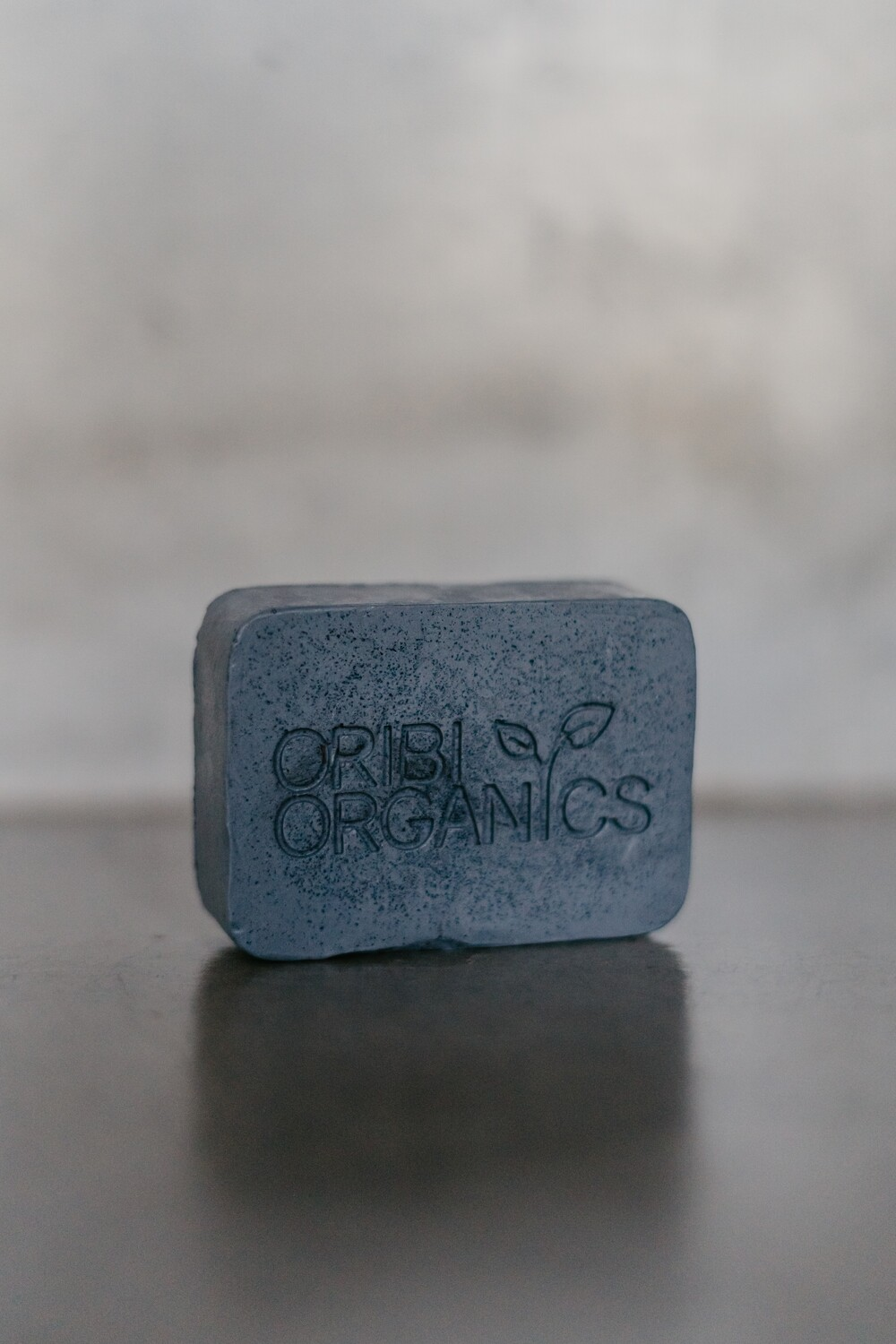 Organic Cleansing Bar - Activated Charcoal & Spearmint 150g