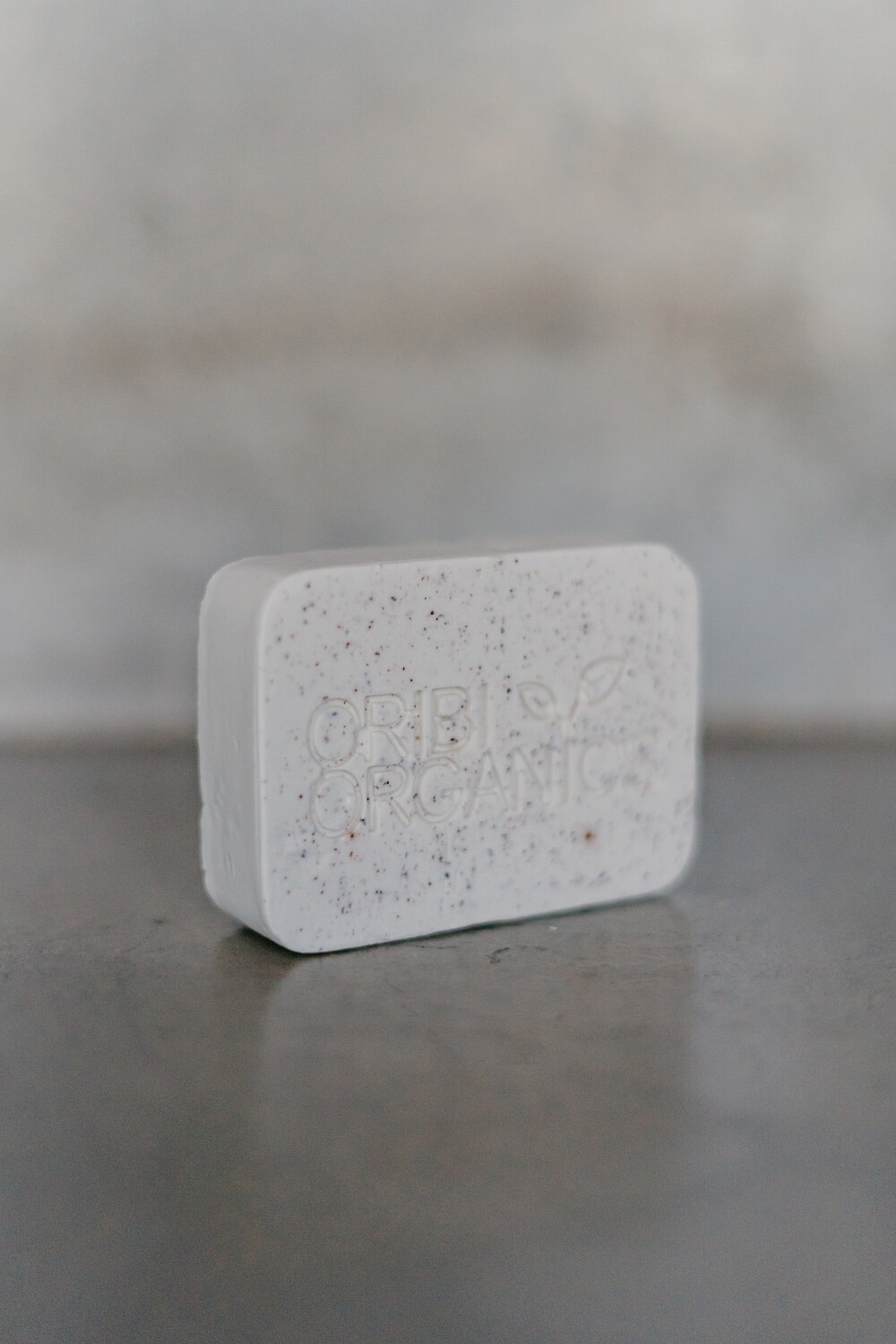 Organic Cleansing Bar - Frankincense & Rose - 150g
