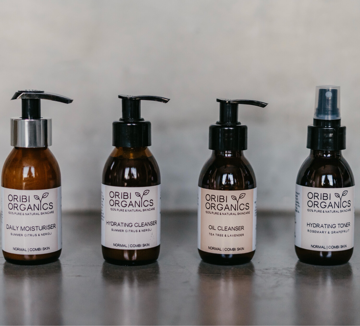 NORMAL   COMBI Skincare Collection