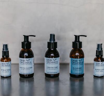 OILY | ACNE-PRONE Skincare Collection