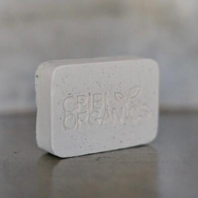 Organic Cleansing Bar - Tea Tree & Kaolin Clay - 150g