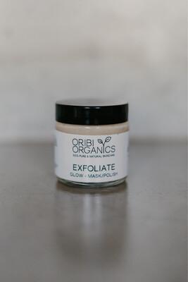 Exfoliate - GLOW Polish   Mask