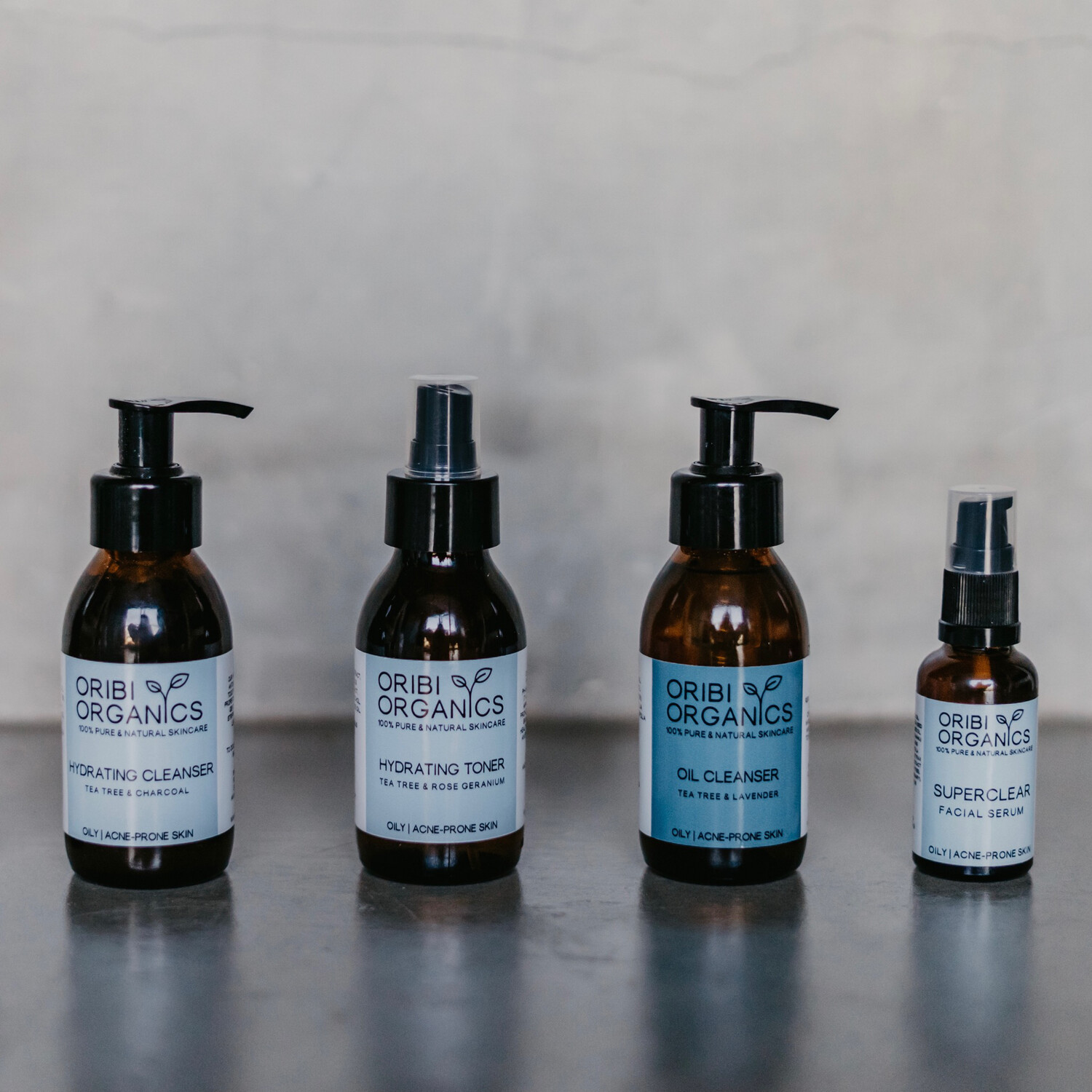 OILY | ACNE-PRONE Basic Skincare Collection