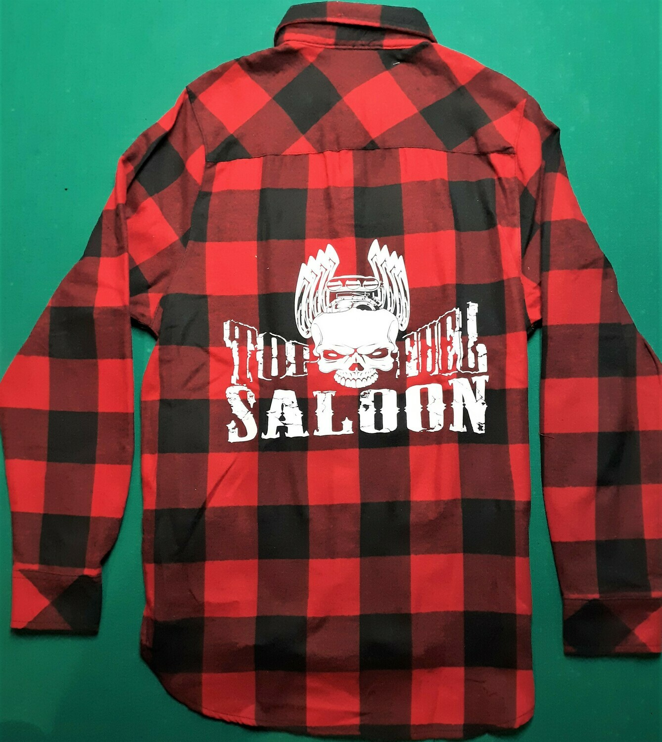 T/F.S. Red Ladies Flannel