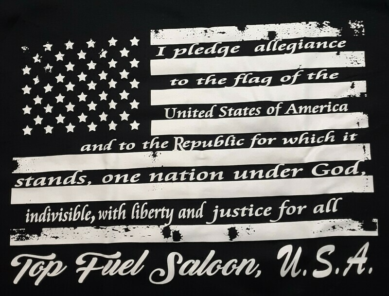T/F.S. Patriotic Pledge Shirt