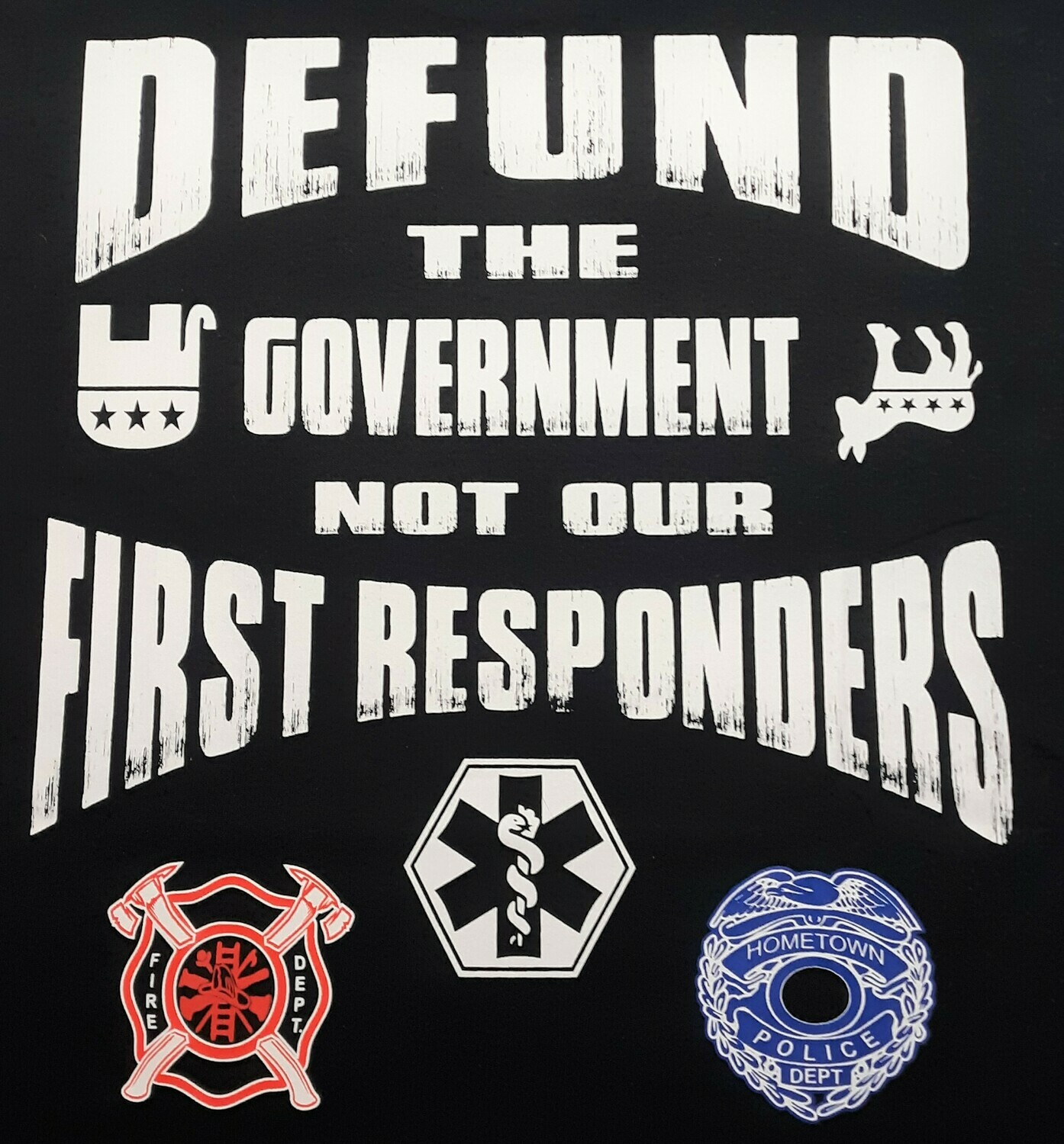T/F.S. Support your 1st Responders Shirt