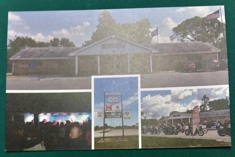 T/F.S. Post Card