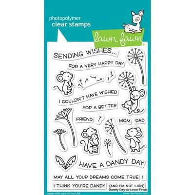 Dandy Day stamp set