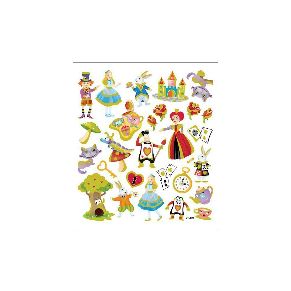 Alice Stickers