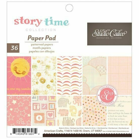 Story Time Paper Pad
