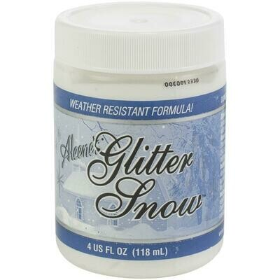 Aleene's Glitter Snow