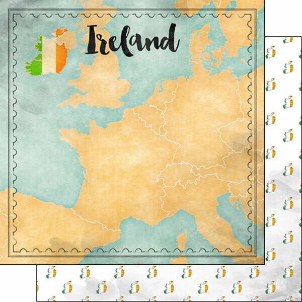 Ireland Map Sites