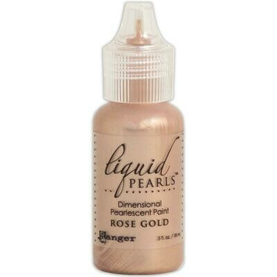 Ranger Rose Gold Liquid Pearls