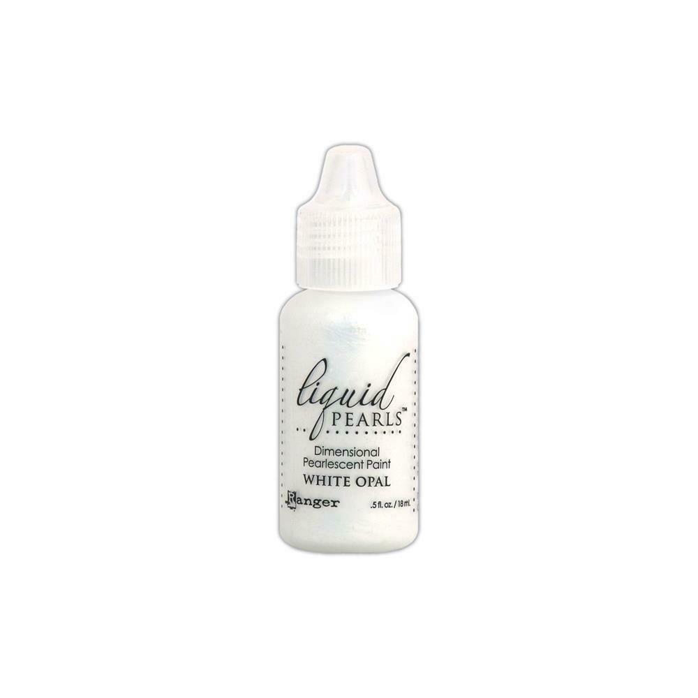Ranger White Opal Liquid Pearls