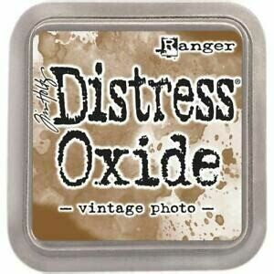Vintage Photo Distress Oxide