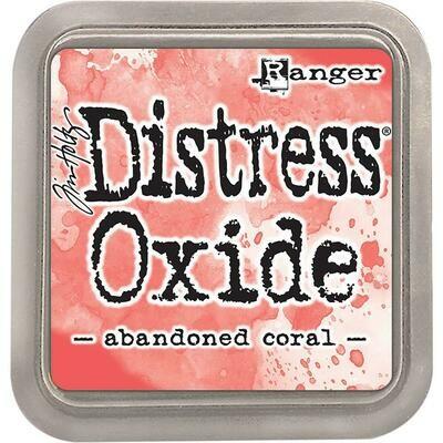 Abandoned Coral Oxide Ink