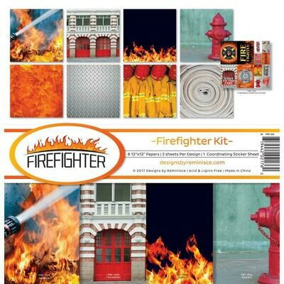 Firefighter Collection Kit