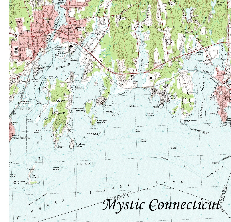 Mystic & Stonington