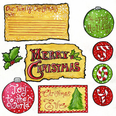 Holiday Cut-Outs