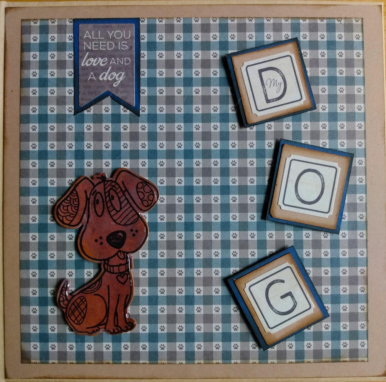 Dog Mini Album