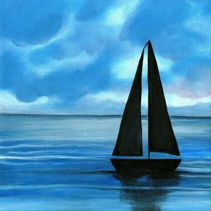 Twilight Sail
