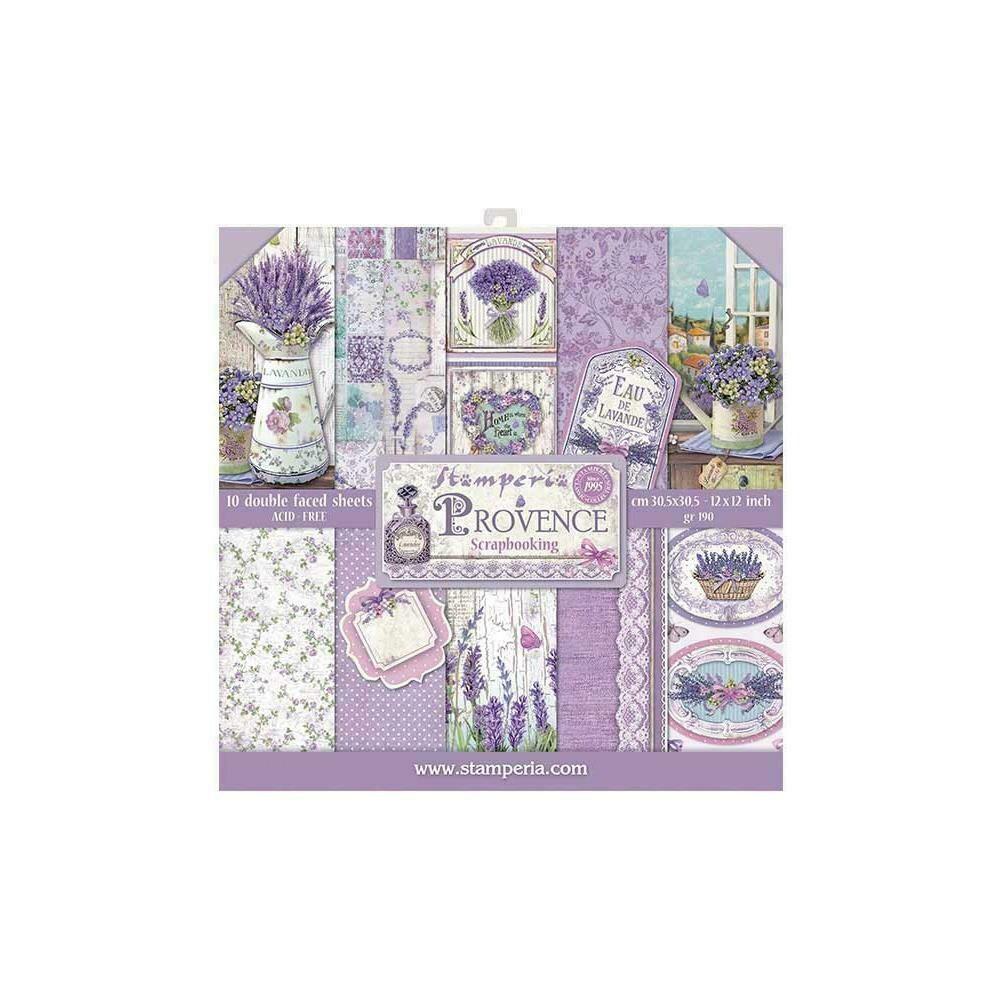 Provence Paper Pad