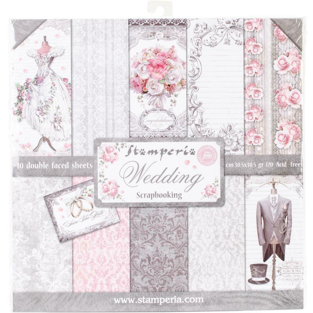 Wedding Paper Pad