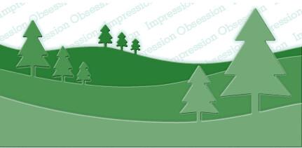 Tree Landscape Layers