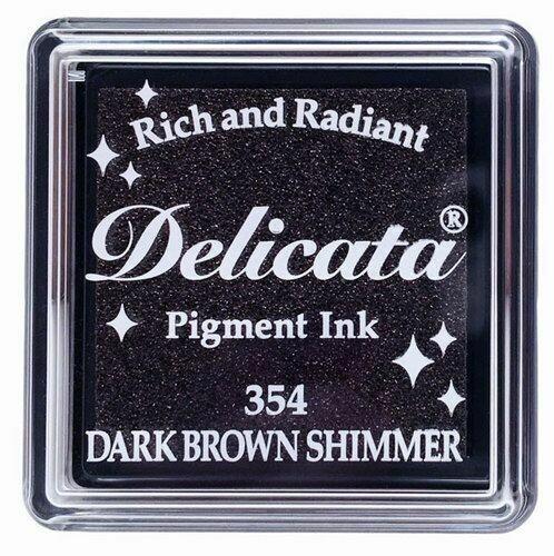 Dark Brown small Delicata