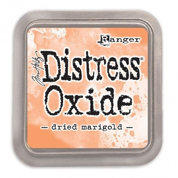 Dried Marigold Oxide Ink