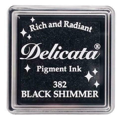 Black shimmer Delicata