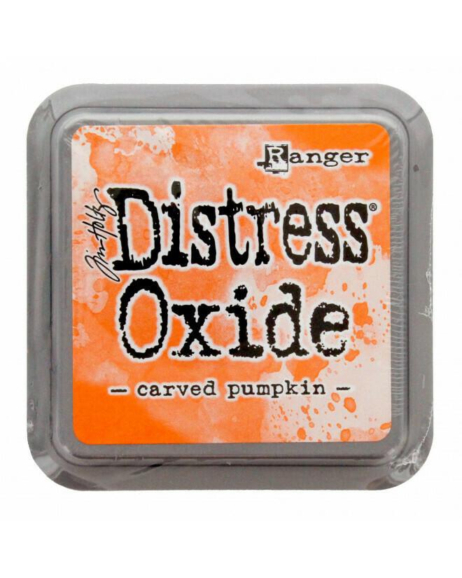 Carvwed Pumpkin Oxide Ink