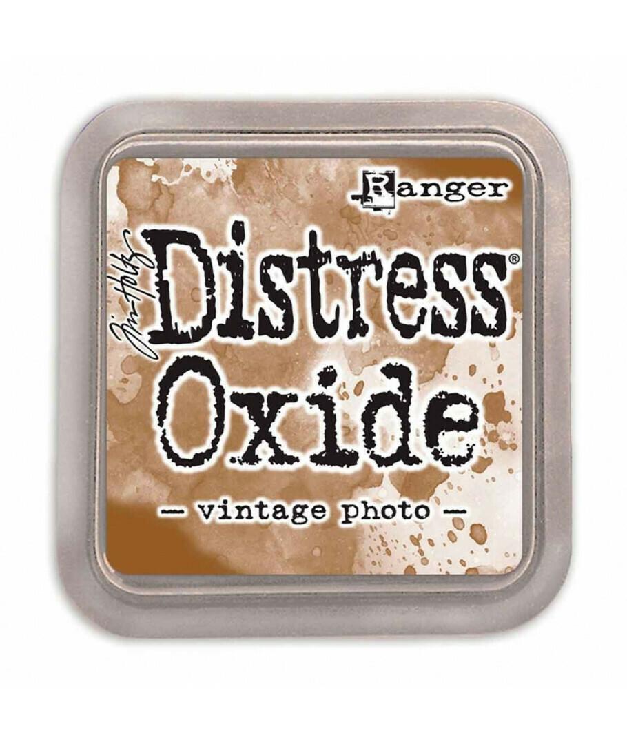 Vintage Photo Oxide Ink