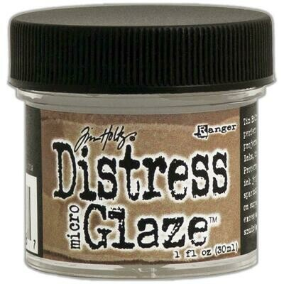Distress Glaze